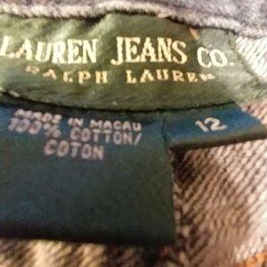 Lauren by Ralph Lauren Denim Jeans